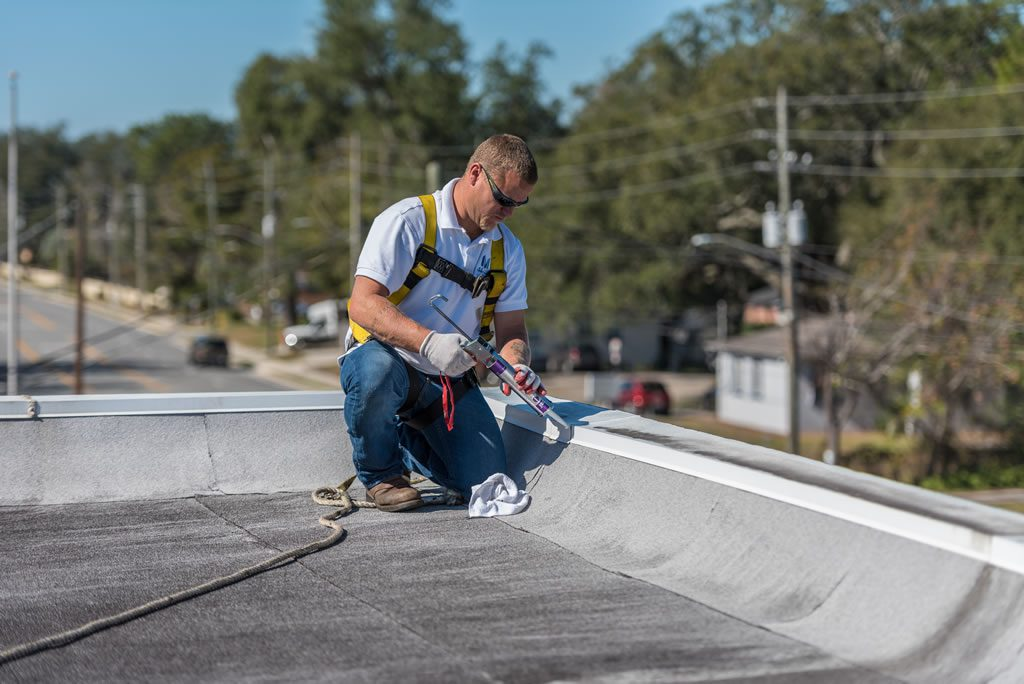 Licensed, insured, and experienced in repairing and replacing roofs