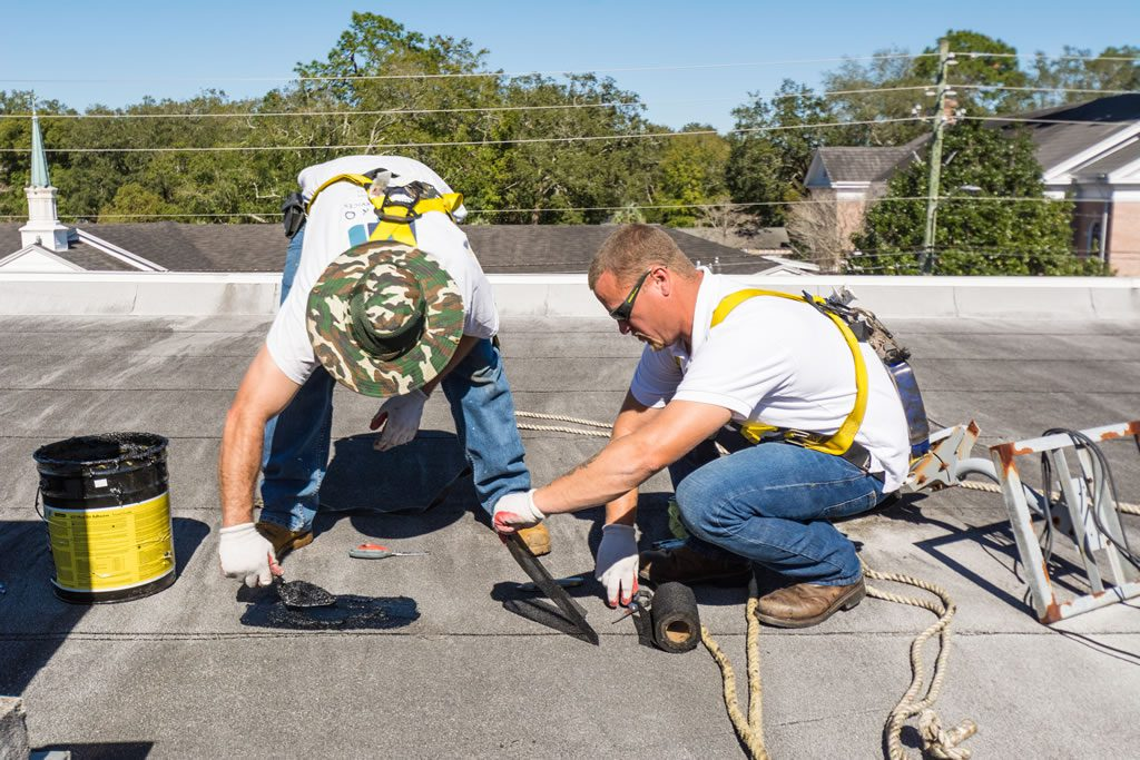 Decades of experience in re-roofs, re-covers and large-scale roof repairs.