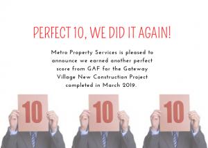 Perfect 10 Gatway