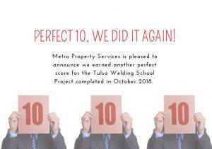 Perfect 10 Tulsa