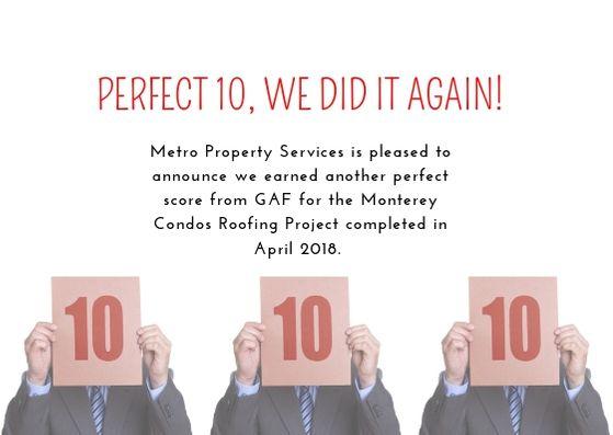 Perfect 10 Monterey Condos